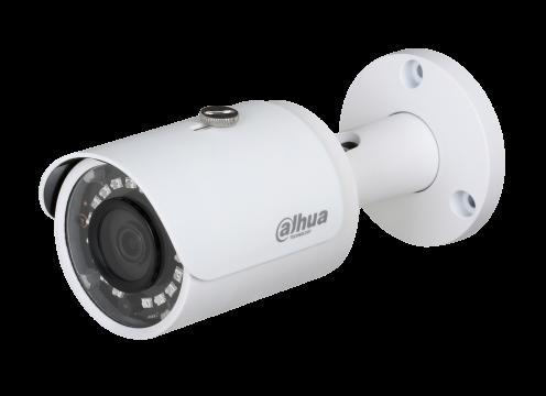 2 Megapiksel Full HD H.265 IR Bullet IP Kamera